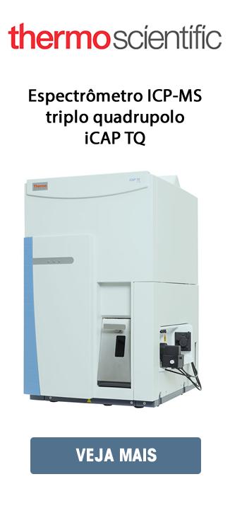 Espectrômetro ICP-MS triplo quadrupolo iCAP TQ